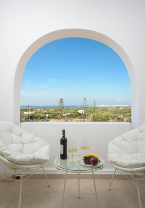 Services, Aerides Villas Naxos island sea view vacation homes